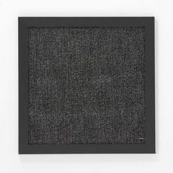 Tablica informacyjna 450x450mm czarno-szara marki Aj