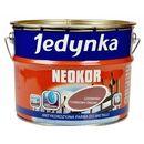 JEDYNKA NEOKOR- farba antykorozyjna, tlenkowy czerwony, 10 l