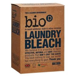Laundry Bleach Ekologiczny Odplamiacz, Wybielacz, Eliminator Zapachów, BIO-D ze sklepu OrganicBabies.pl