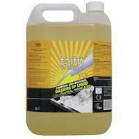 Antybakteryjny płyn do mycia naczyń -  5 litrów, marki Faith in nature