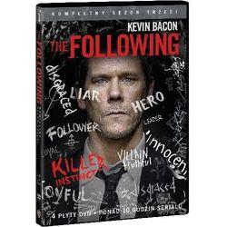 The Following, sezon 3 (DVD) - Marcos Siega, Joshua Butler, Liz Friedlander, Nicole Kassell i inni z kategorii