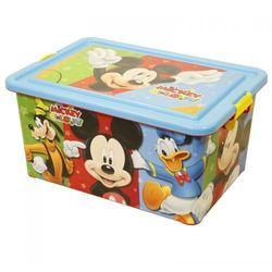- pojemnik / organizer na zabawki 23 l marki Mickey mouse