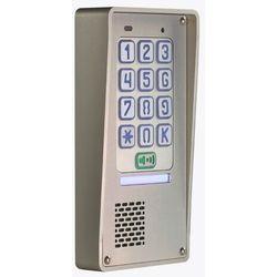 Domofon jednorodzinny - bezawaryjny - 254 kody - furtka i brama
