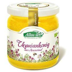 Miód tymiankowy bio 500g (allos) wyprodukowany przez Allos, niemcy