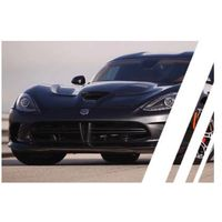 Jazda Dodge Viper GTS - Wiele lokalizacji - Ułęż \ 4 okrążenia