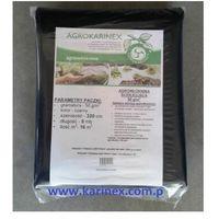 Agrowółknina ściółkujaca pp 50 g/m2 czarna 3,2 x 5 mb. marki Agrokarinex