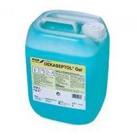 Dekaseptol gel - preparat do mycia i dezynfekcji systemów ssących i spluwaczek 6l marki Ecolab