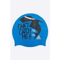 - czepek pływacki dziecięcy marki Adidas performance