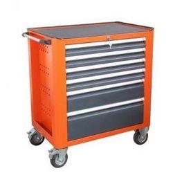Wózek narzędziowy wwt 75c szuflady metalowy na kółkach marki Malow