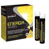 energia rapida plus shot 25ml marki Ethicsport