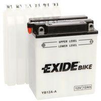 Akumulator motocyklowy Exide YB12A-A 12Ah 165A