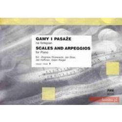 Gamy i pasaże na fortepian. Zeszyt 1 (ISBN 9790274000943)
