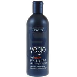 Ziaja Yego Żel pod prysznic dla mężczyzn active 300 ml