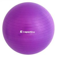 Piłka gimnastyczna inSPORTline Top Ball 65 cm - Kolor fioletowy