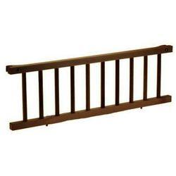 barierka do łóżeczka dostawnego maxi kolor colonial, marki Tobi babybay