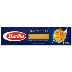 500g bavette n.13 makaron nitki płaskie marki Barilla