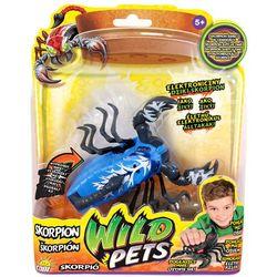 Wild Pets, Interaktywny skorpion Thorn, niebieski