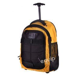 Plecak na kółkach  derrick - czarno-żółty wyprodukowany przez Caterpillar