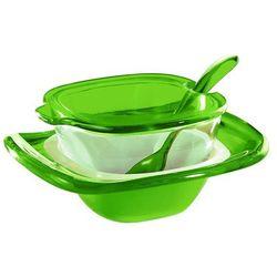 Cukiernica vintage, zielona - zielony marki Guzzini