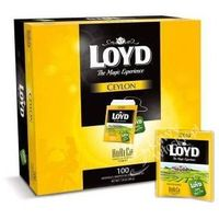 Herbata Loyd Tea Ceylon 100x2g (5900396018489)