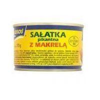 Łosoś Sałatka pikantna z makrelą 170 g  ustka (5901069000282)