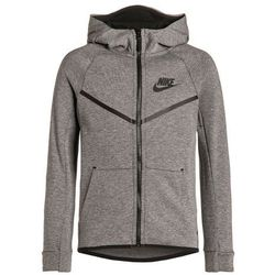 Nike Performance TECH WINDRUNNER Bluza rozpinana grau / schwarz