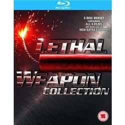 Zabójcza broń (1-4) [Blu-Ray]