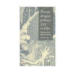 Poezja drugiej połowy XIX wieku. Antologia., książka z kategorii Dramat