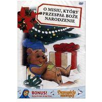Bajka DVD O misiu, który przespał Boże Narodzenie