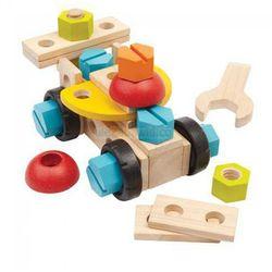 Plan toys Zestaw konstrukcyjny 40 części (8854740055392)