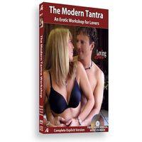 Dvd edukacyjne -  modern tantra workshop educational dvd - nowoczesna tantra marki Alexander institute
