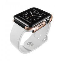 X-Doria Defense Edge - Aluminiowy bumper do Apple Watch 38mm (złoty), 437769