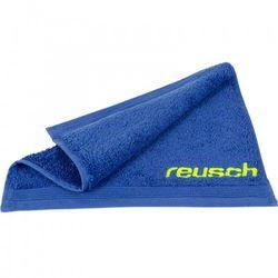 Ręcznik goalkeeper niebieski 30cm x 30cm marki Reusch