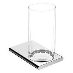 Keuco uchwyt na szklankę ze szklanką Edition 400 11550019000