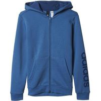 Bluza adidas Essentials Linear Full Zip Hoodie Junior BP8746