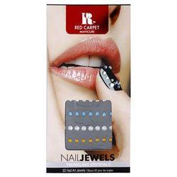 Red Carpet Nail Jewels kryształki do zdobienia paznokci 3D Twinkling Crystals 1 szt. - sprawdź w wybranym sk