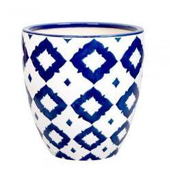 Ceramiczna osłona na donicę Ta`ppa L