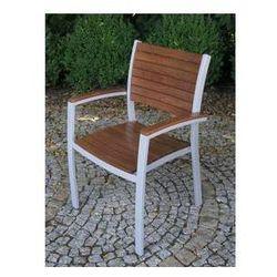 Krzesło ogrodowe Rojaplast Istria Brązowy - sprawdź w wybranym sklepie