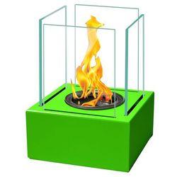 Biokominek wolnostojący SMART green, SM GR