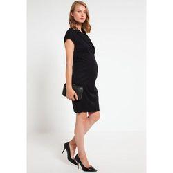 MAMALICIOUS MLUMO TESS Sukienka letnia black, kup u jednego z partnerów