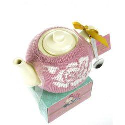 Zaparzacze Dzbanek do herbaty z łyżeczką zaparzacz