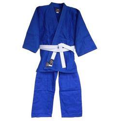 Kimono judo 130cm 450gsm - Panthera blue - produkt z kategorii- Odzież do sportów walki
