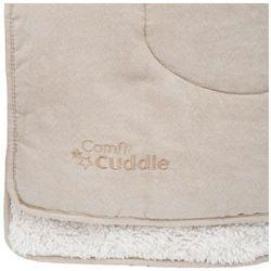 CuddleCo Kocyk Comfi Cuddle XL Beżowy