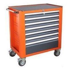 Wózek warsztatowy wwt 75c narzędzia 7 szufladowy zamykany marki Malow