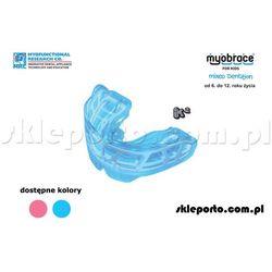 Aparat MRC K2 Myobrace for Kids trainer (dawniej i-2) - Elastyczny aparat ortodontyczny - ortodoncja