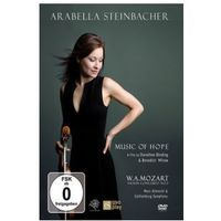 Arabella Steinbacher - Music of Hope / Mozart: Violin Concerto No.3, 1 DVD