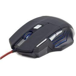 mysz dla graczy musg-02 3600dpi black wyprodukowany przez Gembird