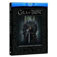 Gra o Tron, sezon 1 (Blu-ray) - Various
