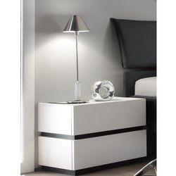 Szafka nocna włoska REXA 2-szuflady 58/48/40 cm