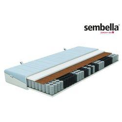 Sembella smart natura – materac kieszeniowy, sprężynowy, rozmiar - 90x200 sleeping house - najlepsze ceny!